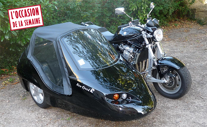 Prix Side Car Ancien